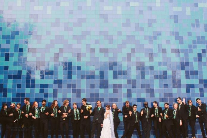 H + A Wedding. 5.24.14-405